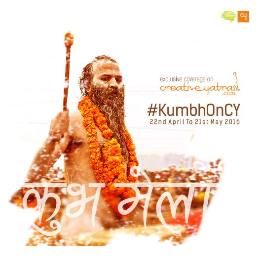 Kumbhmela exclusive on creativeyatra