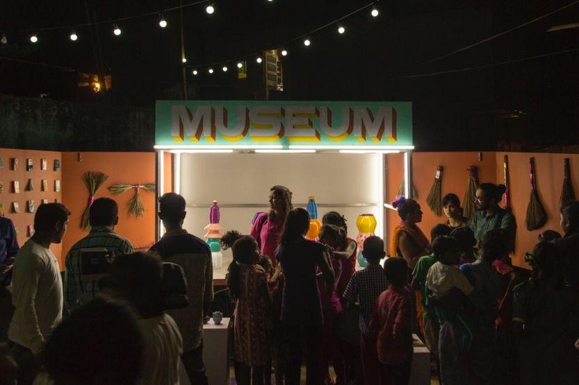 first slum museum