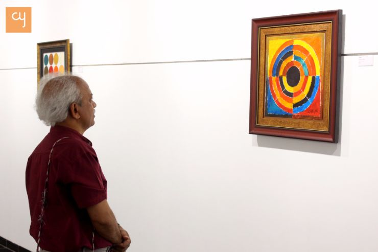 Syed Haider Raza, Bindu series