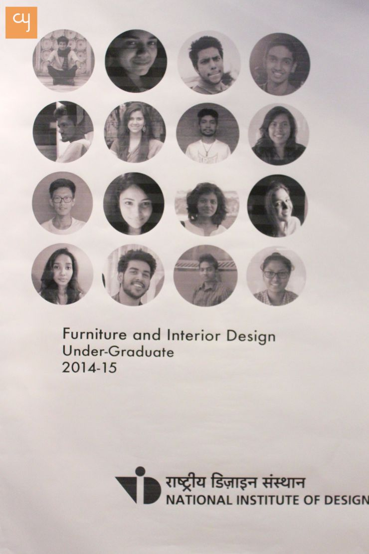 Scrap Design Innovation - at NID, National institute of design, Ahmedabad , Students