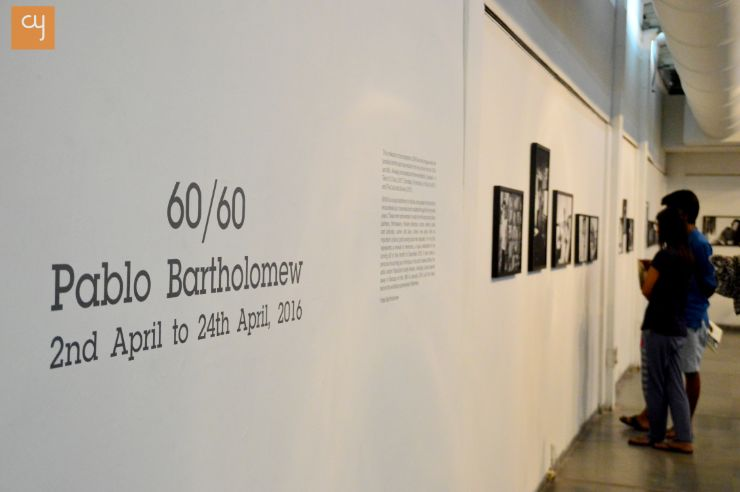 60/60 Pablo Bartholomew, photography exhibition in ahmedabad