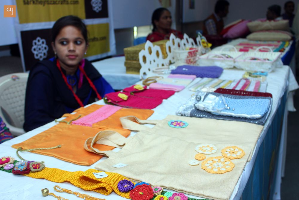 Sarkhej Roza Women's Collective, Sarkhej Roza Craft