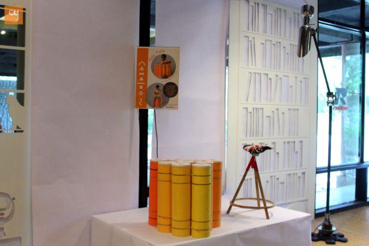 Scrap Design Innovation - at NID, National institute of design, Ahmedabad