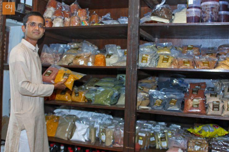 Mithun Shah,Arya Sanskrti, Mahajan, Baniya, business, grains, sesame seeds, retail store, Fmcg, Retail