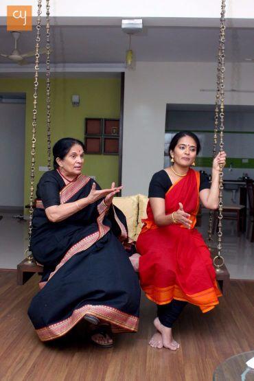 Shivangee Vikram, Uma Anantani, Draupadi, theatrical-classical dance, dance, dance mudra, nratya, mudra