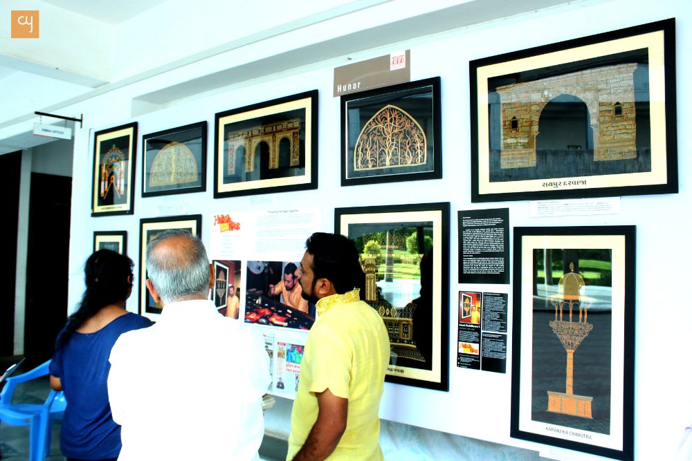 Hunar, zardozi, art and craft, ahmedabad, gujarat