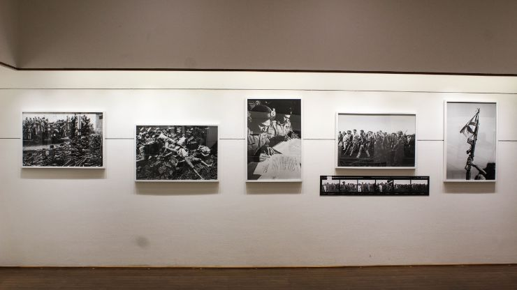 Bangladesh – A brutal Birth, Kishor Parekh, Gujarat Photo Festival