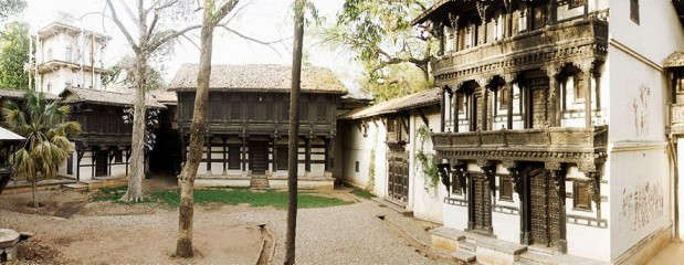 Calico-Textile-Museum-ahmedabad, Gujarat, Haveli