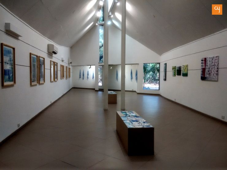 Inside the Road, Meghan Shah, Art Events in Ahmedabad, Kanoria Centre for Arts