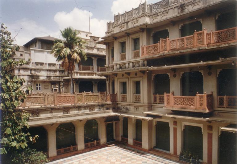 the Calico Museum, ahmedabad, gujarat, haveli, chowk,