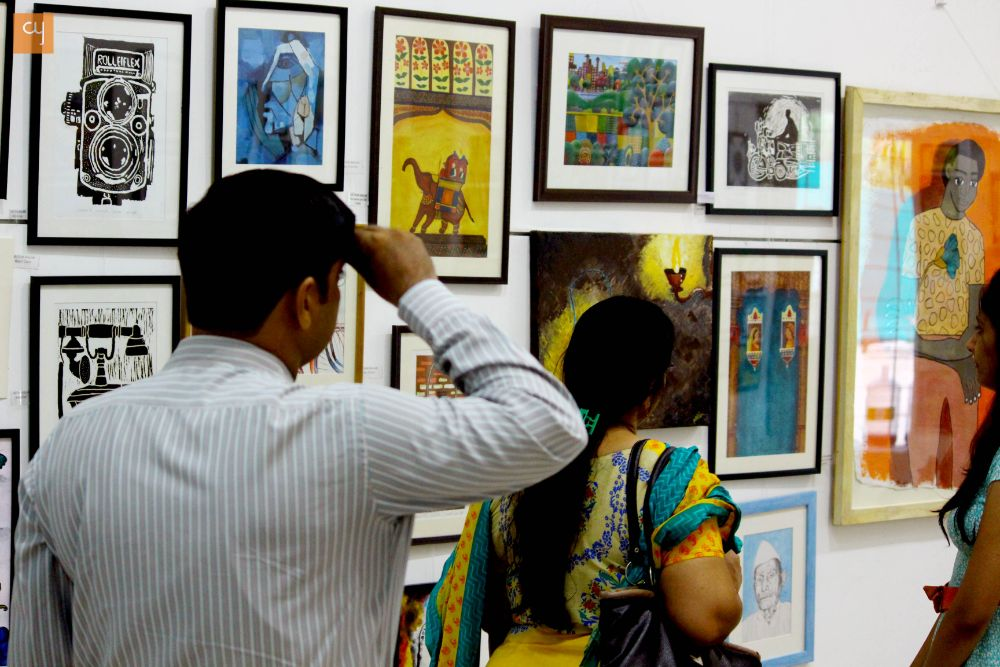 Flowing creativity at Kanoria Centre for Arts