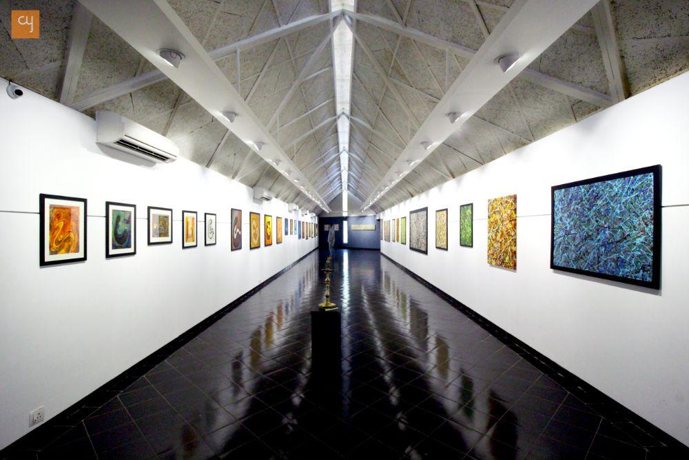 Herwitz Art Gallery at Amdavad ni Gufa