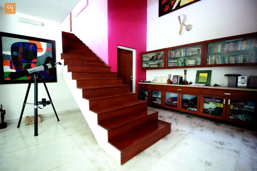 Architect Hiren Patel, interior design