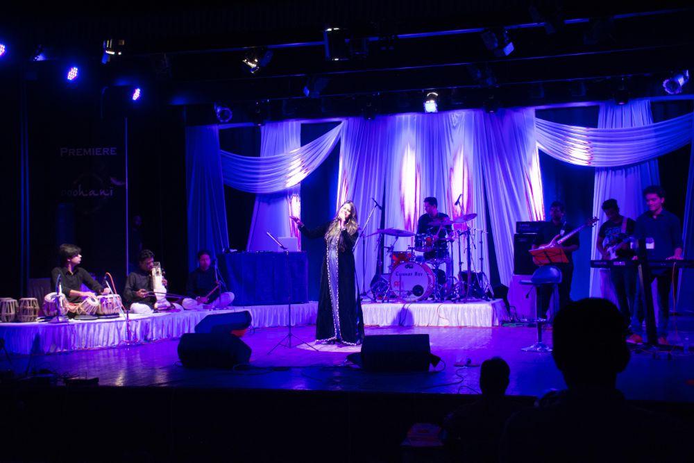 Roohani, music, song, singing, Mirande
