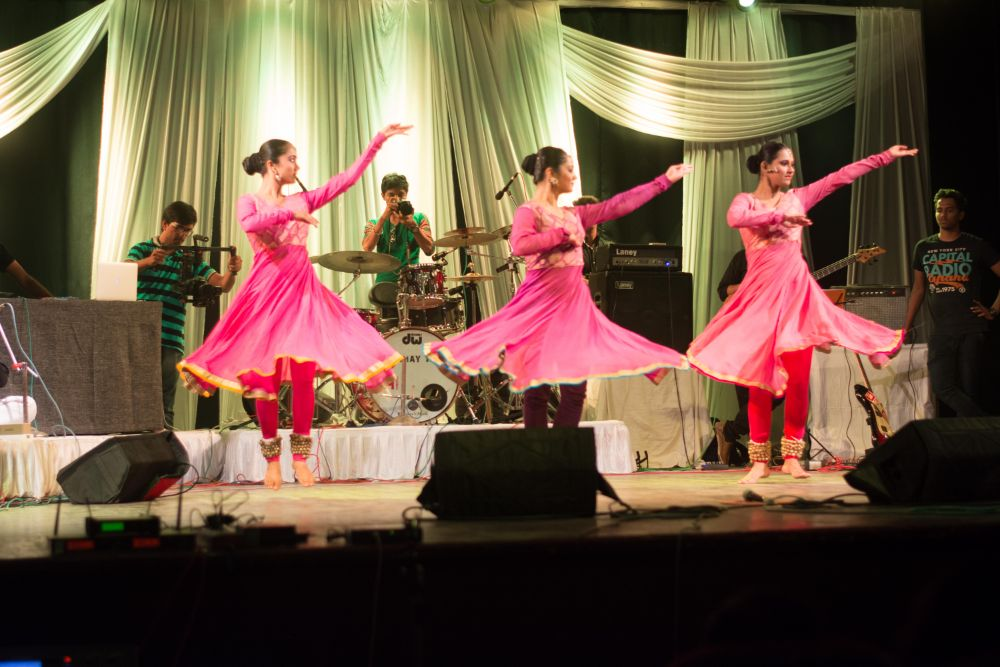 Roohani, Kathak Dance, Sanjukta Sinha