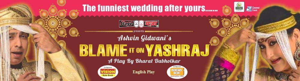 Blame it on Yashraj