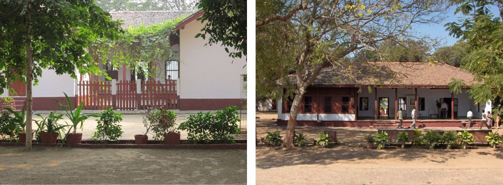 Gandhi's Home, Sabarmati Ashram, Mahatma Gandhi