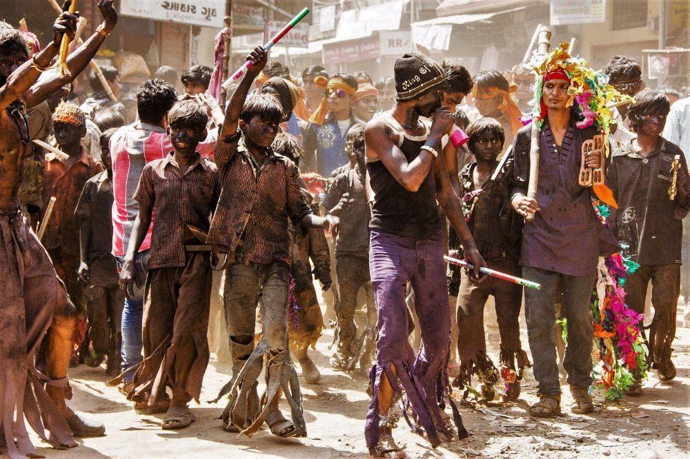 Gher Festival of Kavant