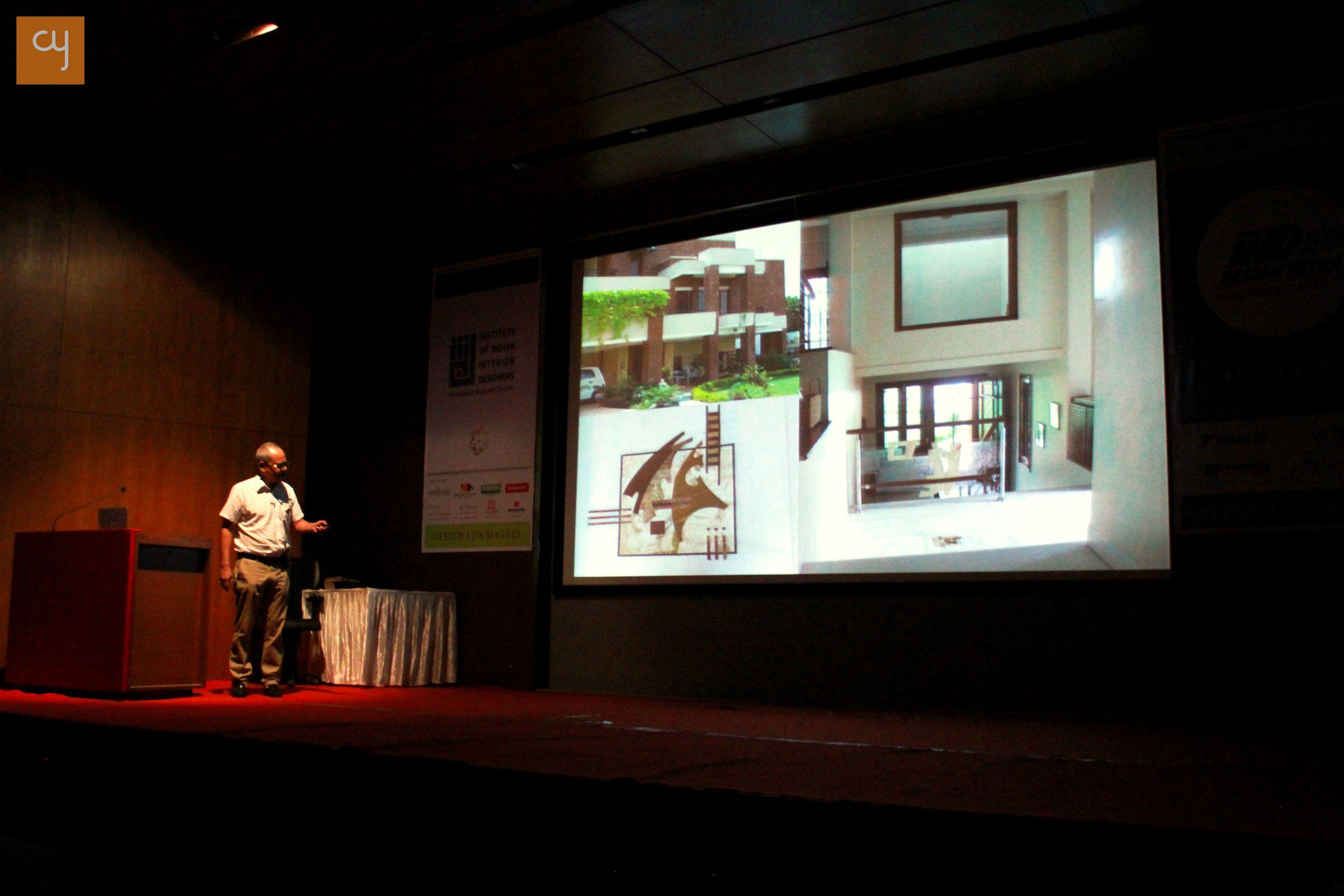 The Institute of Indian Interior Designers Design Yatra