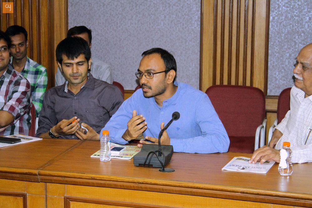 Mihir Gajrawala from CreativeYatra