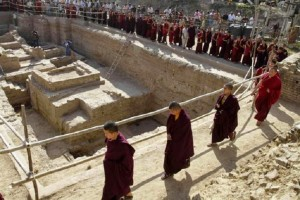 India vadnagar monasteries