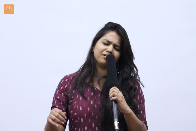 Mirande Shah, Ahmedabad Poetry Festival, MICA