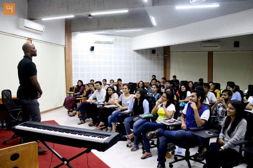 Ahmedabad Poetry Festival, MICA, Ikenna Onyegbula,