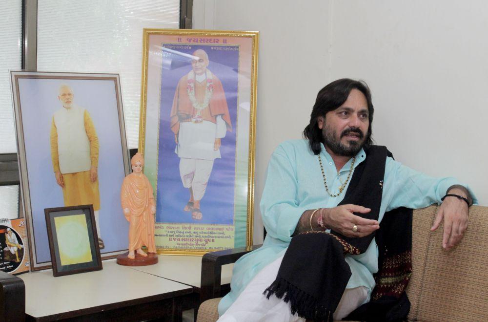 yogesh gadhvi