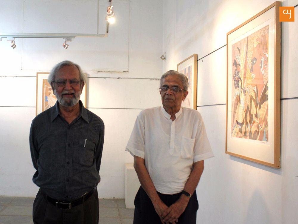 K.G.Subramanyan Remembering