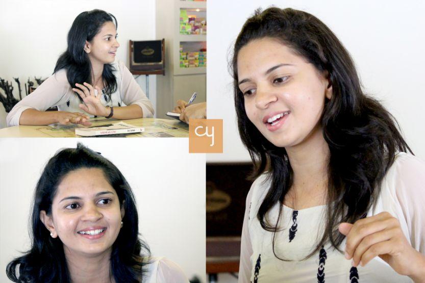 Savi Sharma Young Author