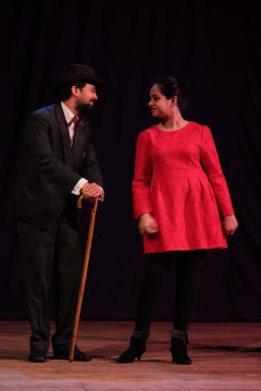 The Birthday Gift, Ouroboros theatre company, Ahmedabad