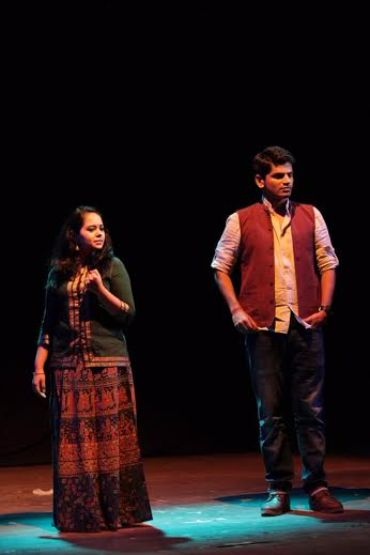 The Seduction, Ouroboros theatre company, Ahmedabad