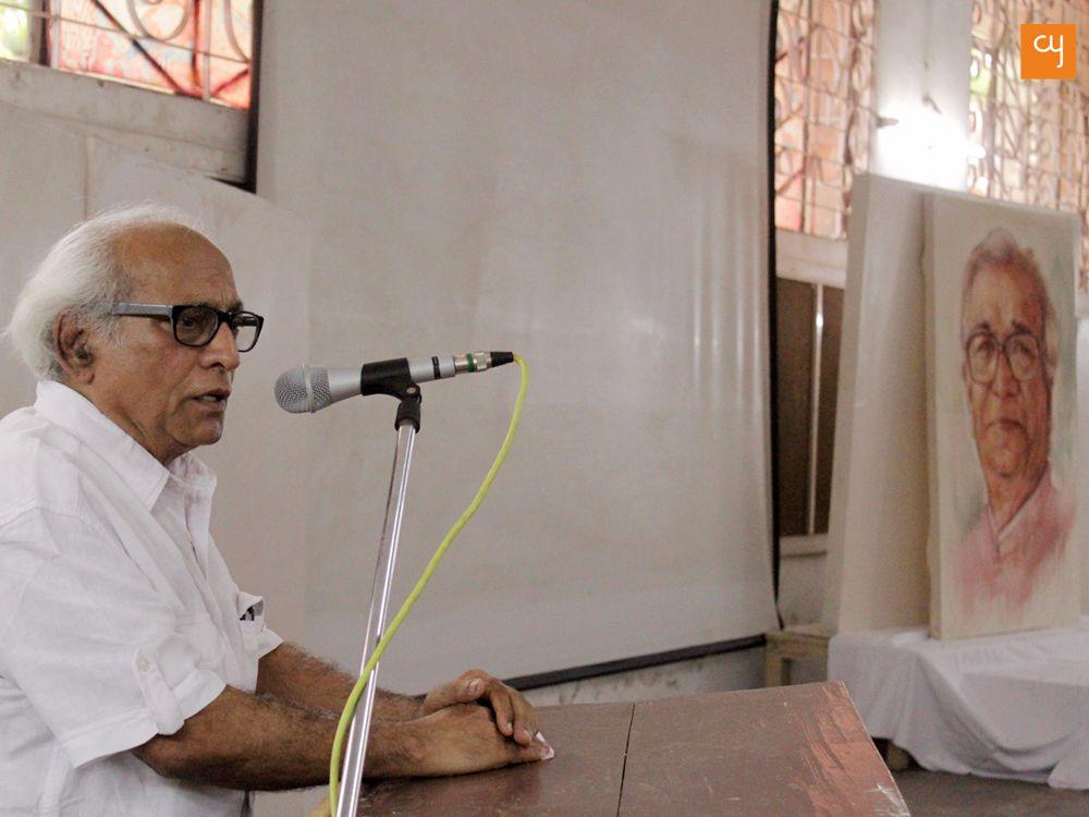 Vrindavan Solanki C.N. College of fine arts