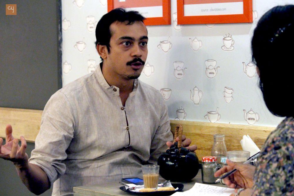 Abhishek Jain A Gujarati Film Director