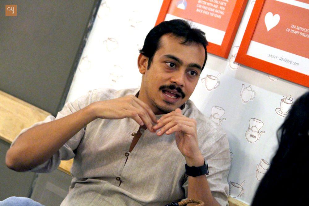 Filmmaker Abhishek Jain