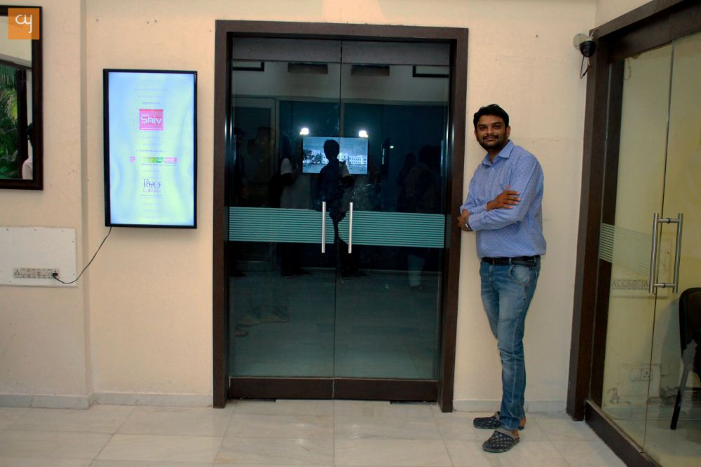 100 Clicks, Hutheesing Visual Art Centre-Ahmedabad, World photography Day