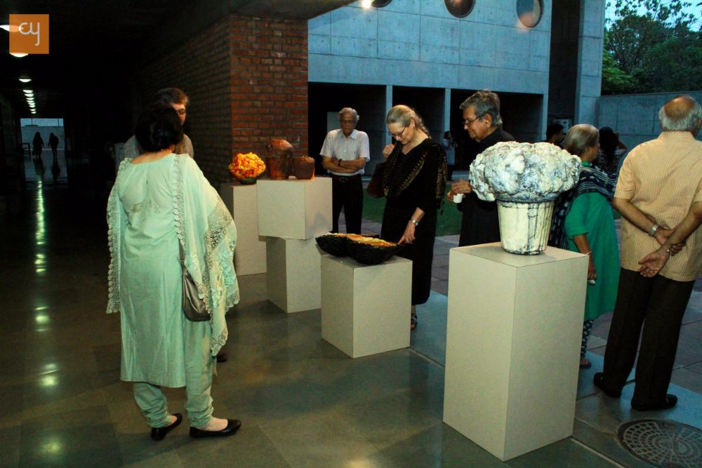 A dialogue between Easel and Chisel, IIM-Ahmedabad