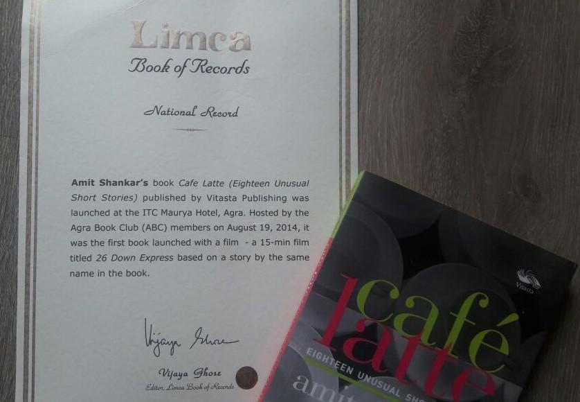 Amit Shankar's 'Cafe Latte'