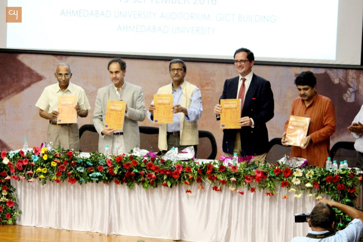 Ahmedabad University organized event of Cultural Heritage