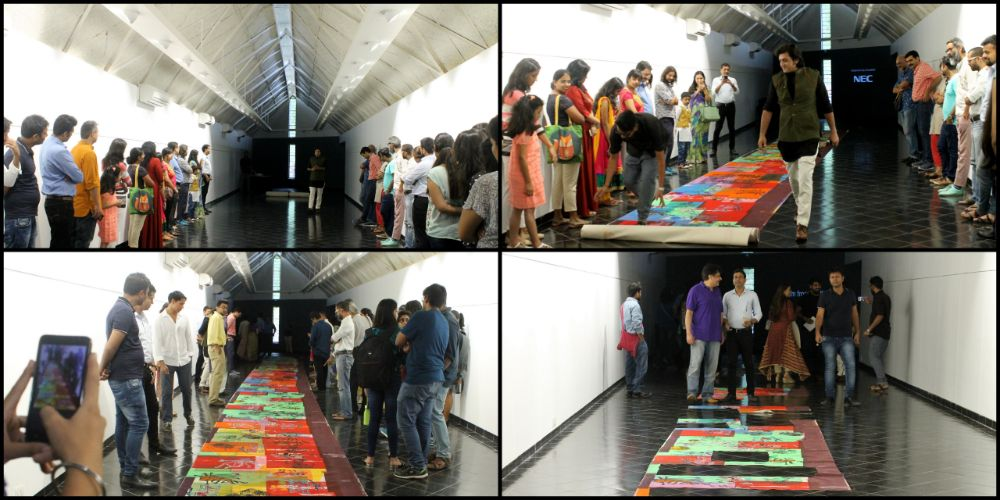 Experiential Art comes to Ahmedabad