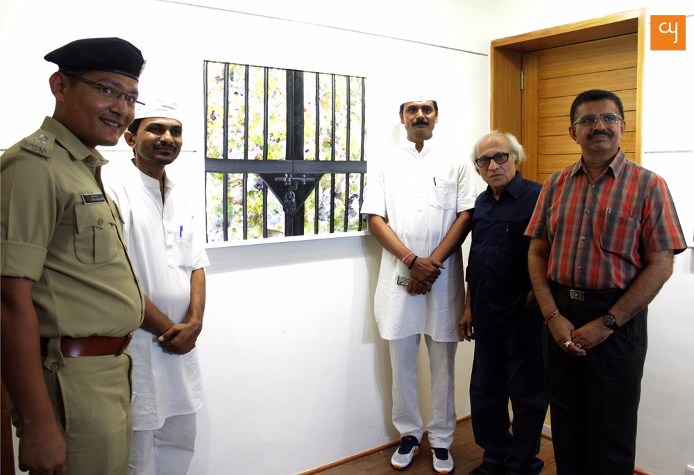 Paintings by Prisoners of Sabarmati Jail