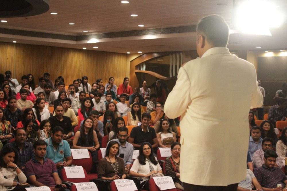 Boman Irani' in conversation about 'My Journey in Photography'