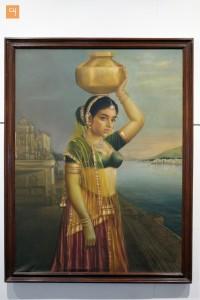 Om Prakash Bijoliya's Painitng Exhibition
