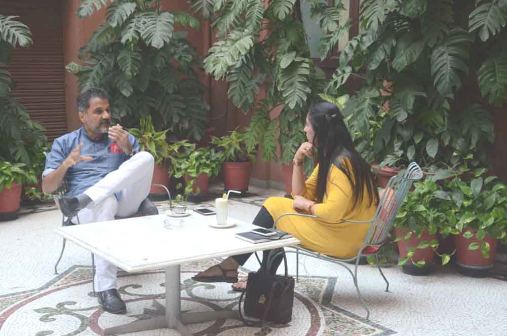 interview with Abhay Mangaldas