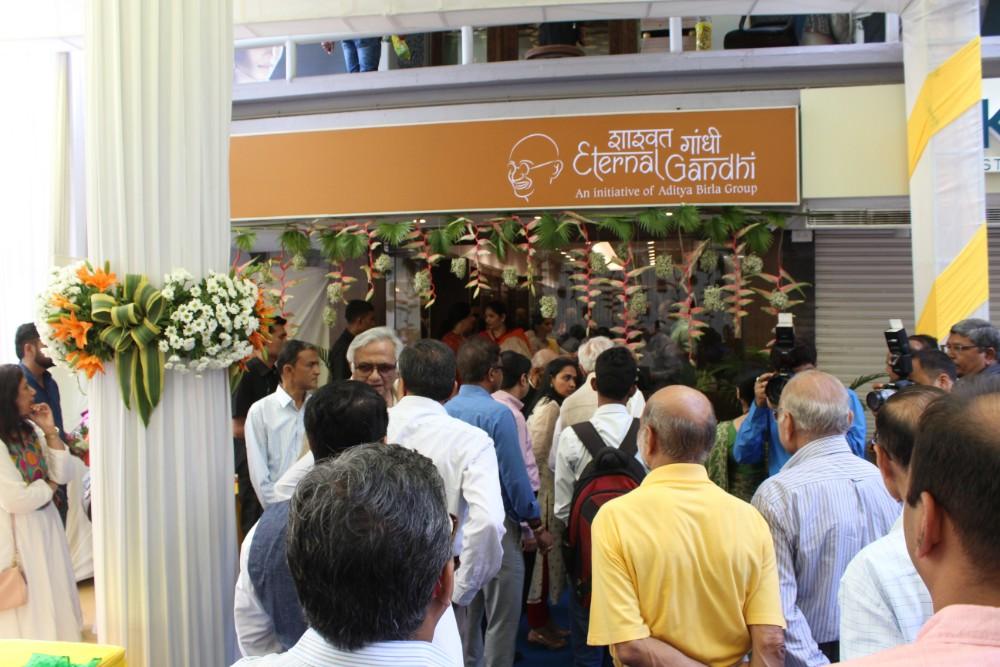 Eternal Gandhi Store in Ahmedabad