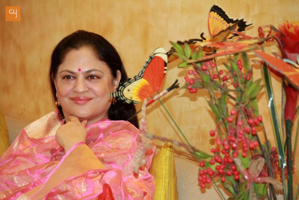 Acclaimed Sitarist Amita Dalal