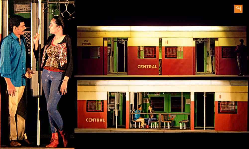 Aaj Jaane Ki Zidd Na Karo a Gujarati play by Saumya Joshi