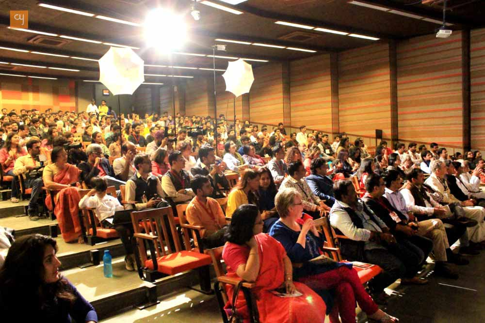 Ahmedabad International Literature Festival Day1