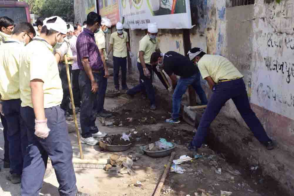 Clean And Green Palanpur project