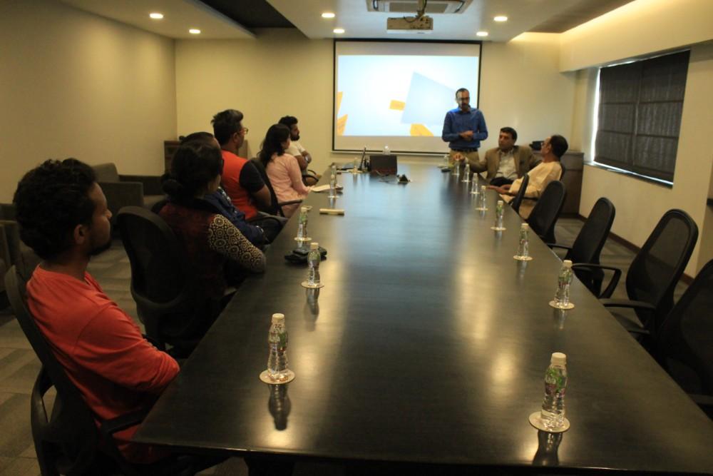 Creativeyatra Contributors Meet